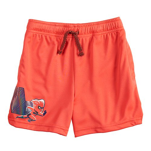 Disney / Pixar The Incredibles 2 Toddler Boy Dash Foiled Shorts by Jumping Beans®
