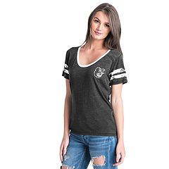Women's Baltimore Orioles Burnout Wash Tee
