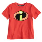 Disney / Pixar The Incredibles 2 Toddler Boy Burnout Logo Graphic Tee by Jumping Beans®