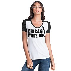 Women's Chicago White Sox Colorblock Tee