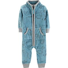 Baby Boy Carter's Dog Coverall