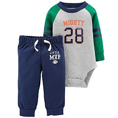Baby Boy Carter's MVP Bodysuit & Pants Set
