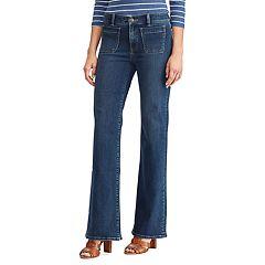 Women's Chaps Wide-Leg Jeans