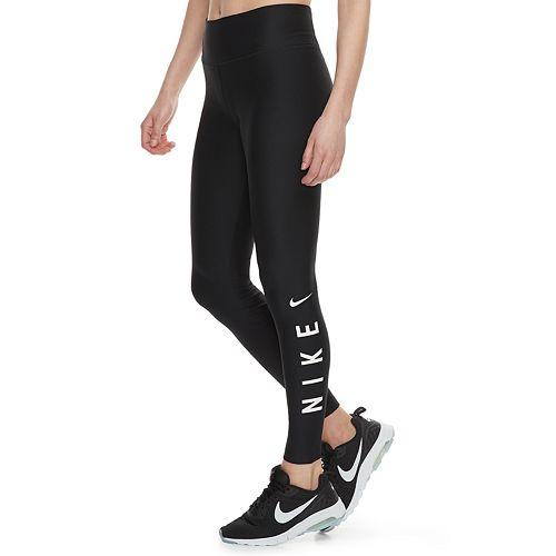 Women's Nike Power Graphic Training Midrise Leggings