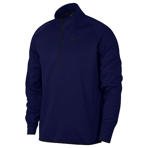 Men's Nike Quarter Zip Therma Top
