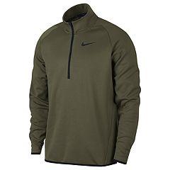 Men's Nike Quarter-Zip Therma Top