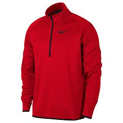 Men's Nike Quarter-Zip Therma Top
