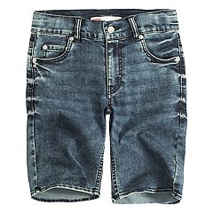 26283fc7fb09 Boys 8-20 Levi s 511 Performance Denim Shorts