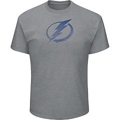 Men's Majestic Tampa Bay Lightning Big Time Tee