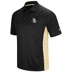 Men's Colosseum UCF Knights  Wedge Polo