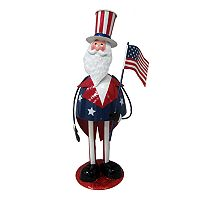 Celebrate Americana Together Patriotic Table Decor