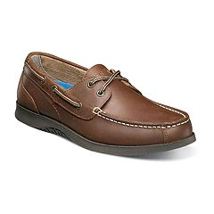 Nunn Bush Bayside Men's Moc Toe Casual Boat Shoes