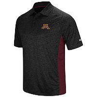 Men's Colosseum Minnesota Golden Gophers Wedge Polo