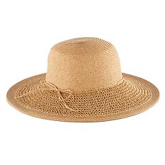 Women's SONOMA Goods for Life™ Crochet Floppy Hat