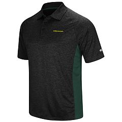 Men's Colosseum Oregon Ducks  Wedge Polo