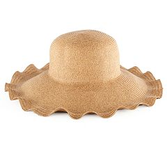 Women's SONOMA Goods for Life™ Ruffled Edge Floppy Hat