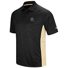 Men's Colosseum Vanderbilt Commodores  Wedge Polo