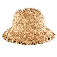 Women's SONOMA Goods for Life™ Crochet Brim Cloche Hat