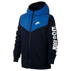 Boys 8-20 Nike GEX Full-Zip Hoodie
