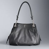 Simply Vera Vera Wang Tootsie Triple-Entry Satchel