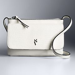 Simply Vera Vera Wang Nash Crossbody Bag