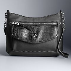 Simply Vera Vera Wang Poland Crossbody Bag