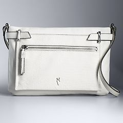 Simply Vera Vera Wang Albany Crossbody Bag