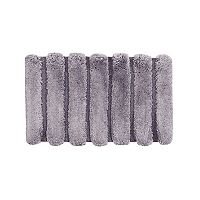 Madison Park Tufted Pearl Channel Rug