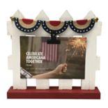 "Celebrate Americana Together Patriotic 4"" x 6"" Frame"