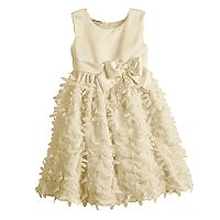 Girls 4-6x Blueberi Boulevard Soutache Petal Dress