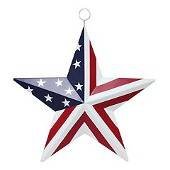 Celebrate Americana Together Patriotic Star Wall Decor