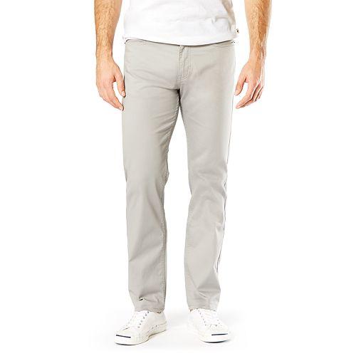 Men's Dockers® Jean Cut D2 Straight-Fit Lightweight Stretch Twill Pants