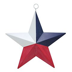 Celebrate Americana Together Patriotic Texas Star Wall Decor