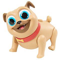 c3ca4c6fdda5a Plush Bingo. Disney s Puppy Dog Pals Surprise Action Rolly Figure