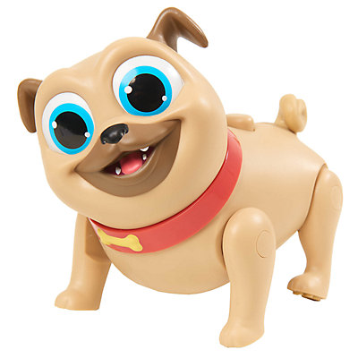 Disney's Puppy Dog Pals Surprise Action Rolly Figure