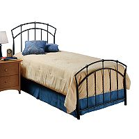 Hillsdale Furniture Vancouver Metal Twin Bed