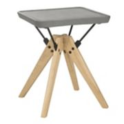 Safavieh Modern Industrial Indoor / Outdoor End Table