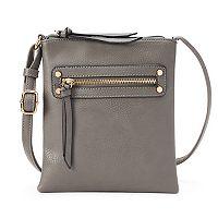 Deluxity Lindsay Crossbody Bag