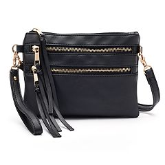 Deluxity Callie Convertible Crossbody Bag