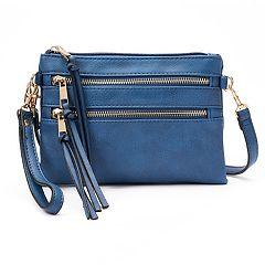 Deluxity Callie Convertible Crossbody Bag
