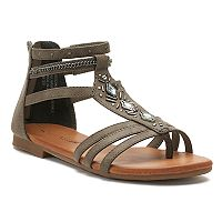 Now or Never Mischka Women's Gladiator Sandals