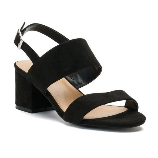 Candie's® Parsnip Women's Heels