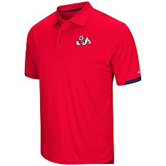 Men's Colosseum Fresno State Bulldogs Loft Polo