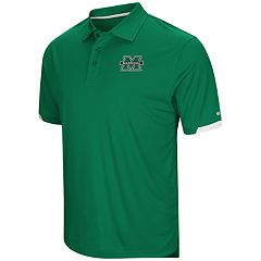 Men's Colosseum Marshall Thundering Herd Loft Polo
