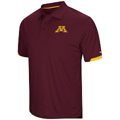 Men's Colosseum Minnesota Golden Gophers Loft Polo