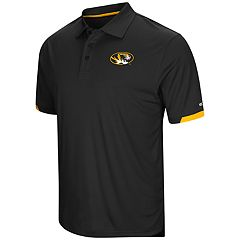Men's Colosseum Missouri Tigers Loft Polo