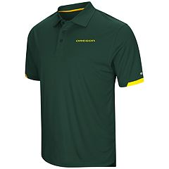Men's Colosseum Oregon Ducks Loft Polo