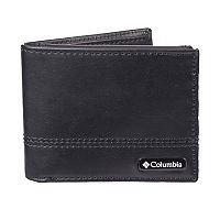 Men's Columbia RFID-Blocking Extra Capacity Passcase Wallet