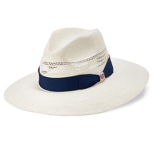 Men s Biltmore Vented Crown Straw Hat a54950f7c59