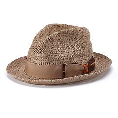 Men's Biltmore Ribbon Straw Hat